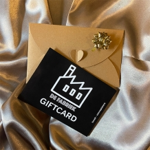 GIFTCARD HIGH TEA - DE FABRIEK